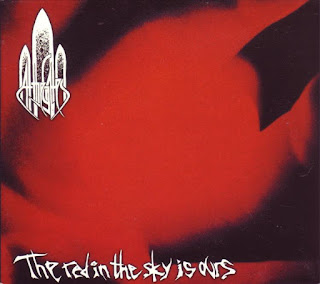 The Red in the Sky Is Ours Lyrics