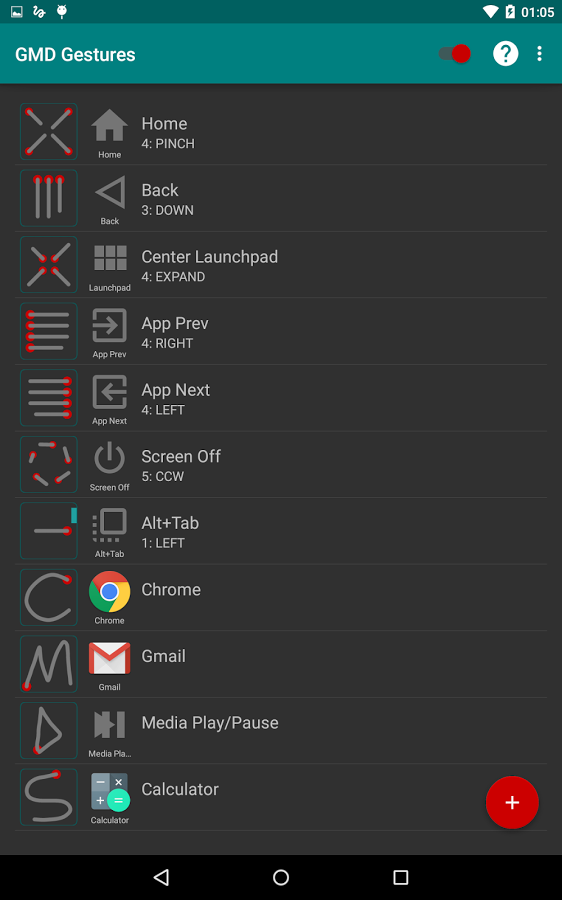 descargar gmd auto hide soft keys pro apk