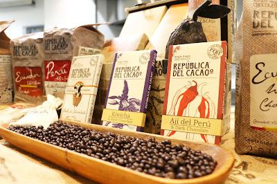 cacao peruano, chocolate peruano, republica del cacao, día del cacao y chocolote peruano