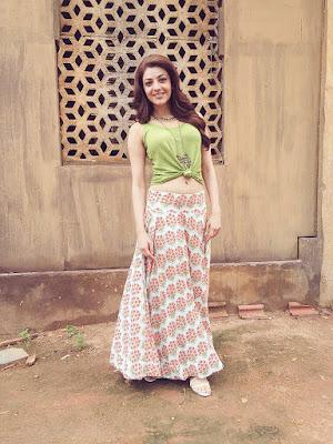 kajal agarwal pic - Kajal Agarwal Sexy Stunning Stills from the Movie Khaidi No150-Dont Miss it