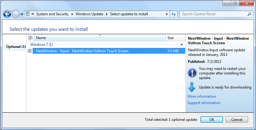 Erroneous device driver update is harmful to your computer