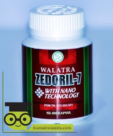 Walatra Zedoril 7 Kapsul
