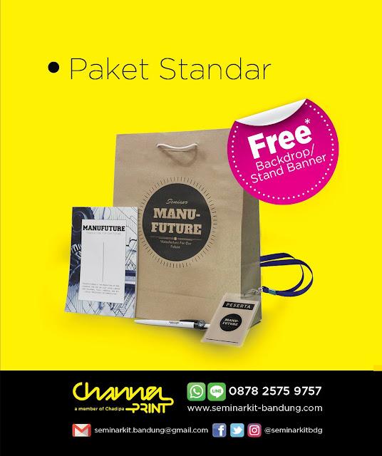 Paket Seminarkit Standar Made in Bandung harga murah dan berkualitas! Buktikan sendiri hub 0878-2575-9757
