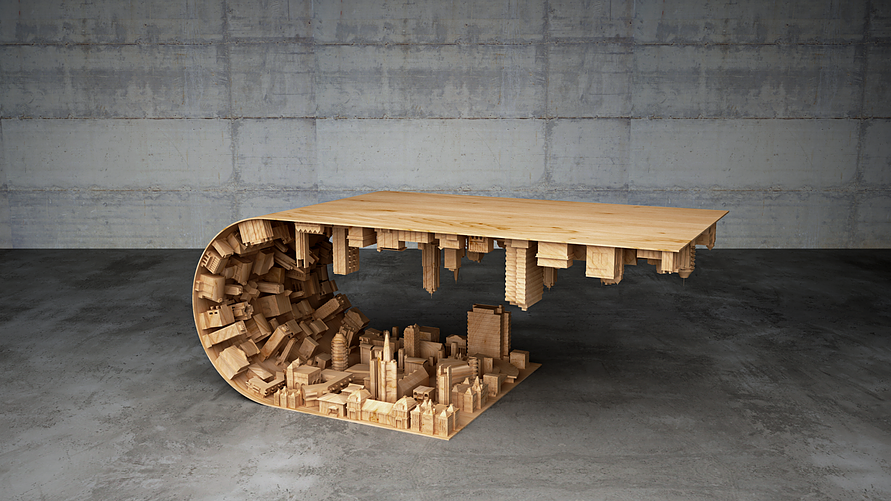 01-Inception-Coffee-Table-Stelios-Mousarris-Inception-Coffee-Table-and-Rug-Chair-Furniture-www-designstack-co