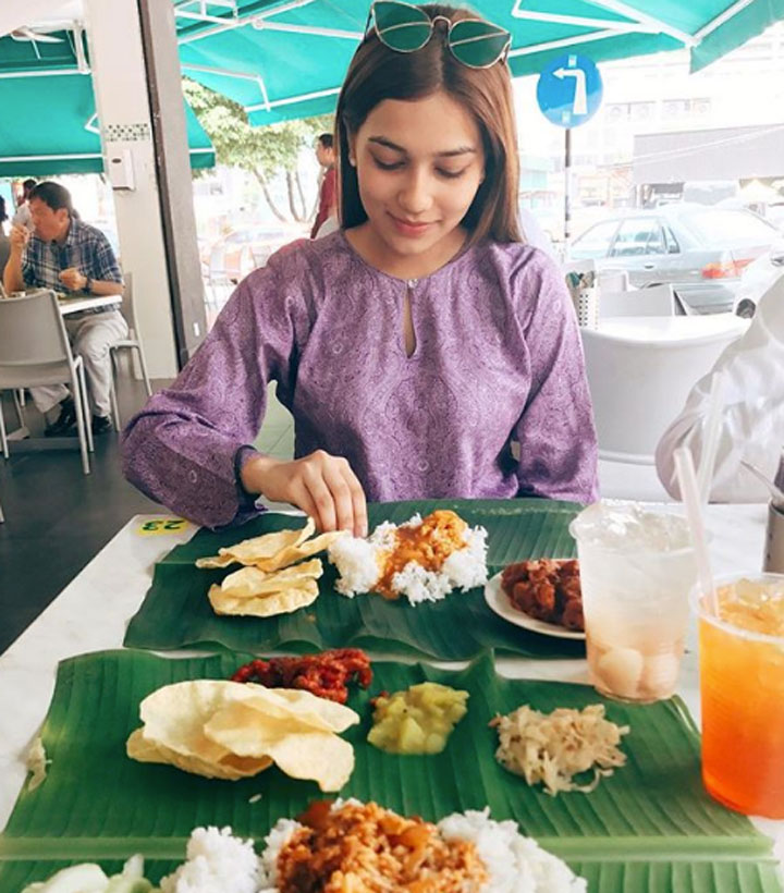 Foto Cantik dan Hot Elisya Sandha Pelakon Mat Rukun