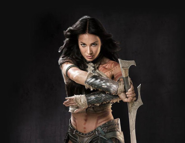 Top 11 Actresses That Should Have Played Wonder Woman : Lynn Collins