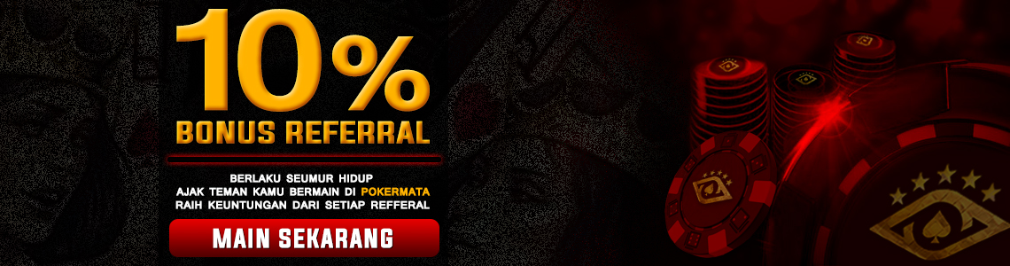 Bonus Referral Poker Mata-5