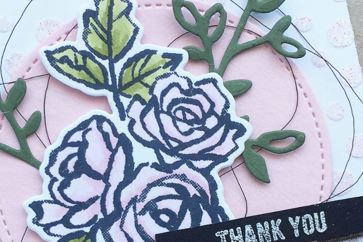 Jo's Stamping Spot - Just Add Ink Challenge #390