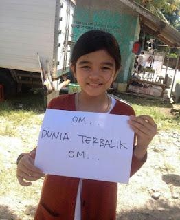 Foto Yafi Tesa Terbaru