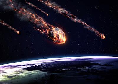 meteor, yıldız kayması, kuyruklu yıldız