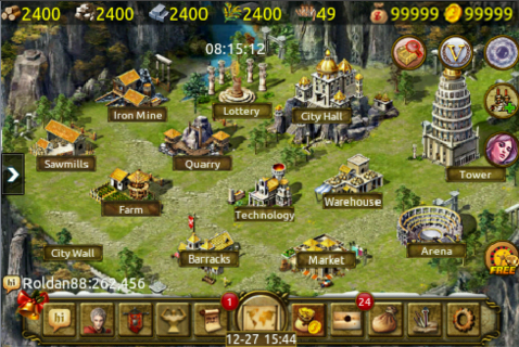 Android Bazaar: Age Of Empires will be presented on Android