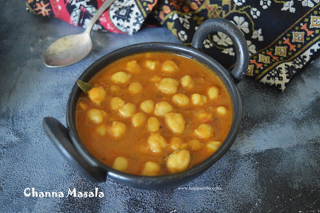 Chole Masala  Recipe | Channa Masala