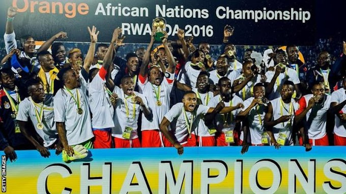 Ghana fail to qualify for CHAN as shocks continue
