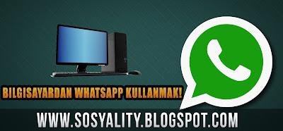 Web Whatsapp Kullanımı