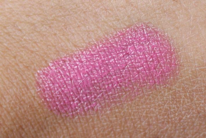 mac speed dial cremesheen lipstick swatch