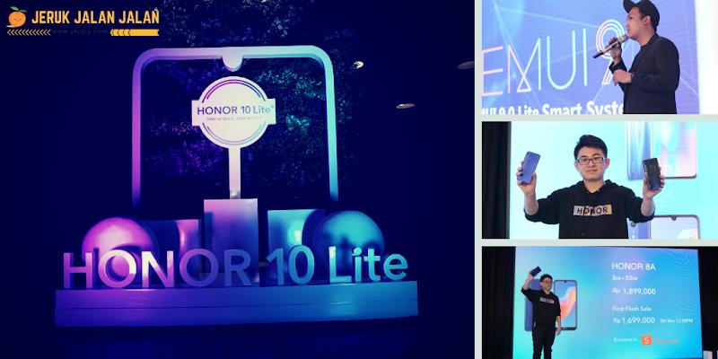 Hapenya Millenial : Honor Lite 10