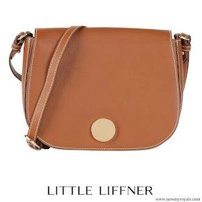 Crown Princess Victoria carried Little Liffner Crossbody bag