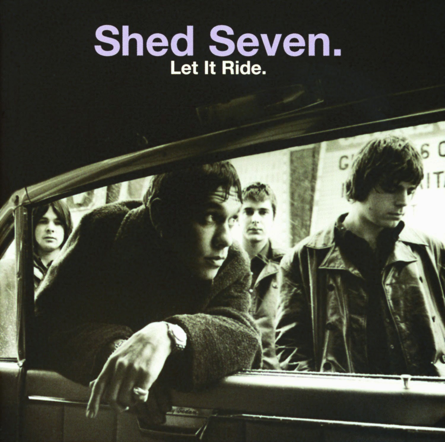Shed Seven - Let It Ride (1998)
