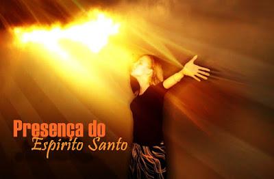 O que é presença manifesta do Espírito Santo? É diferente da onipresença de Deus?