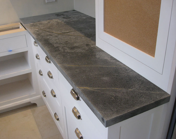 This Was The First Piece Of Soapstone To Be Installed Perfect Fit