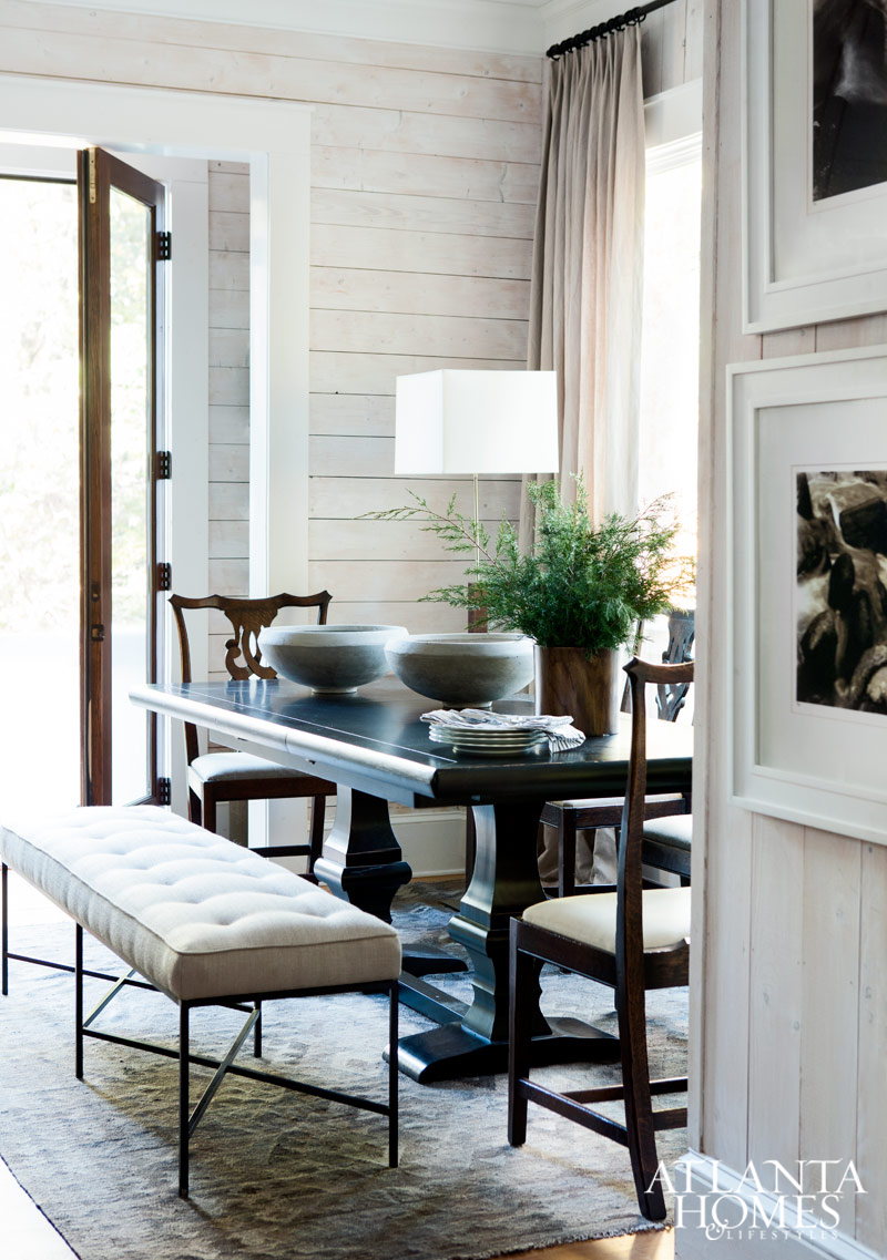 Simple Details: The Easiest Dining Room Update