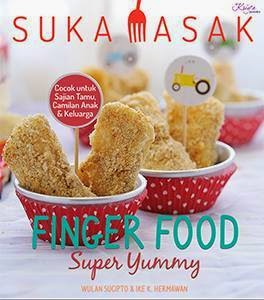 The 5th books : Finger Food