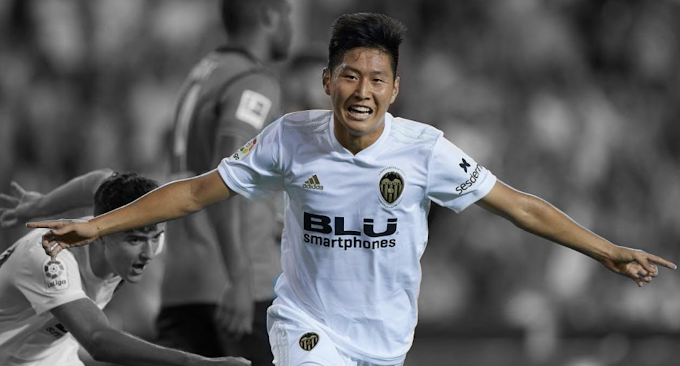 Lee Kang-in will join Korea Republic for the 2019 FIFA U-20 World Cup