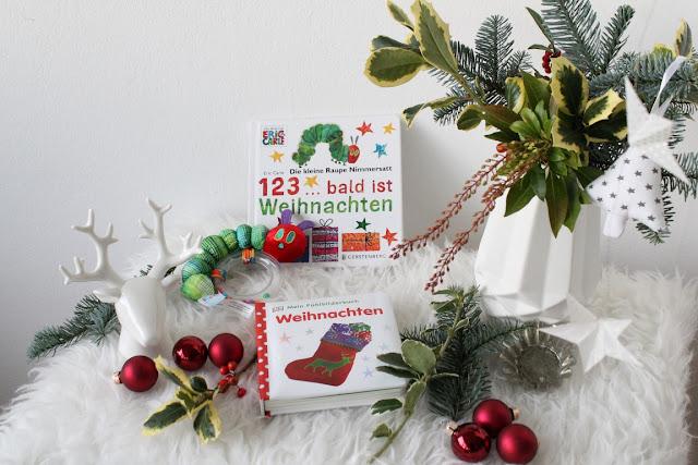 Geschenkideen zu Weihnachten fuer Babys Kleinkinder Buecher Jules kleines Freudenhaus