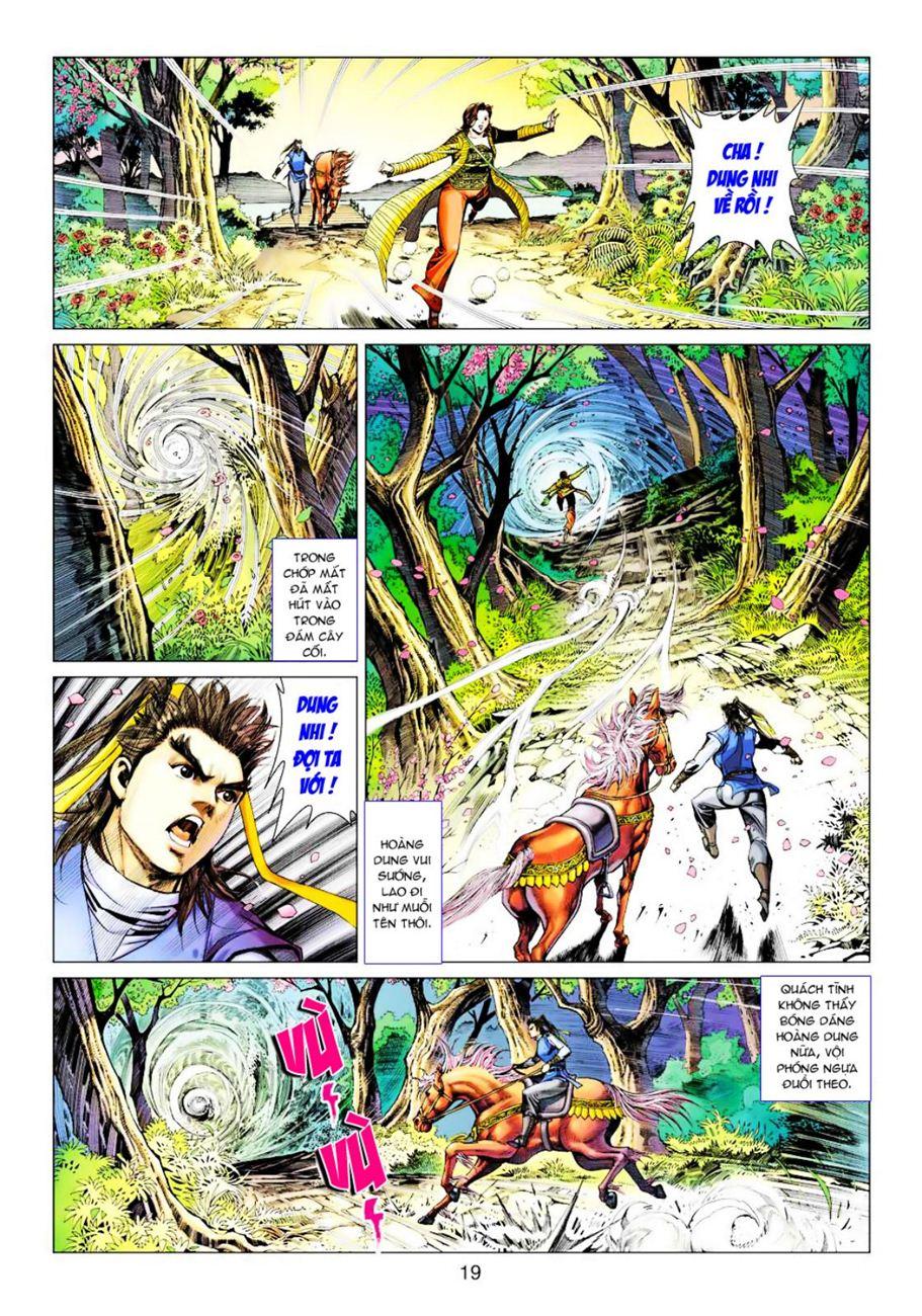 Anh Hùng Xạ Điêu anh hùng xạ đêu chap 39 trang 19