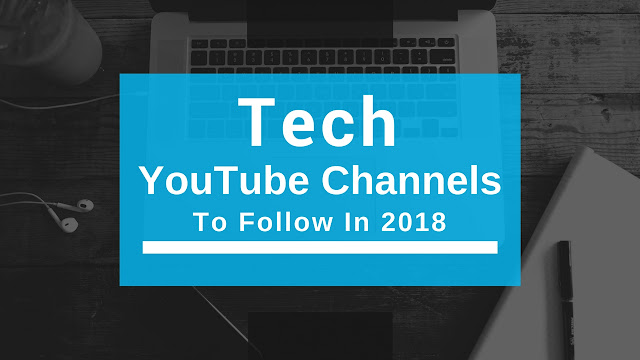 Best Technology channels on youtube