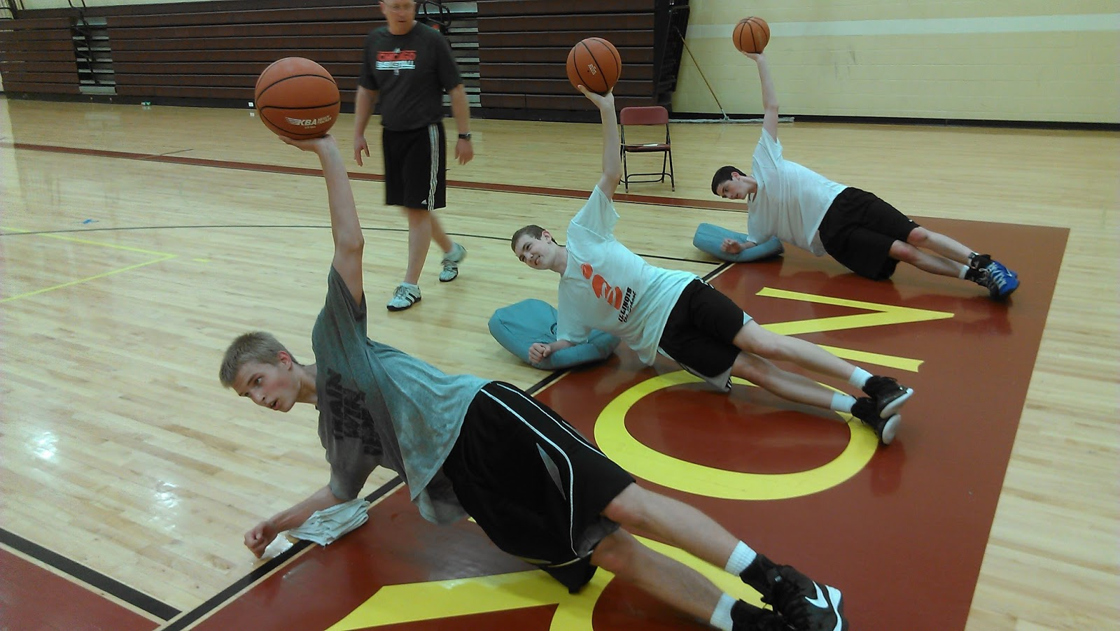 NORTHRIDGE BASKETBALL: Strength and Conditioning -- CORE ...