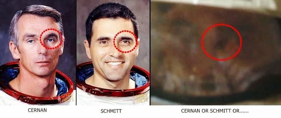 ancient astronaut on the moon - photo #22