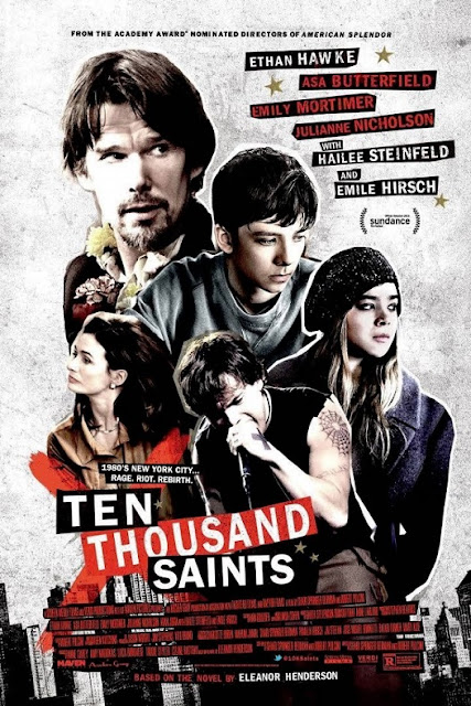 10,000 Saints / Ten Thousand Saints (2015) ταινιες online seires oipeirates greek subs