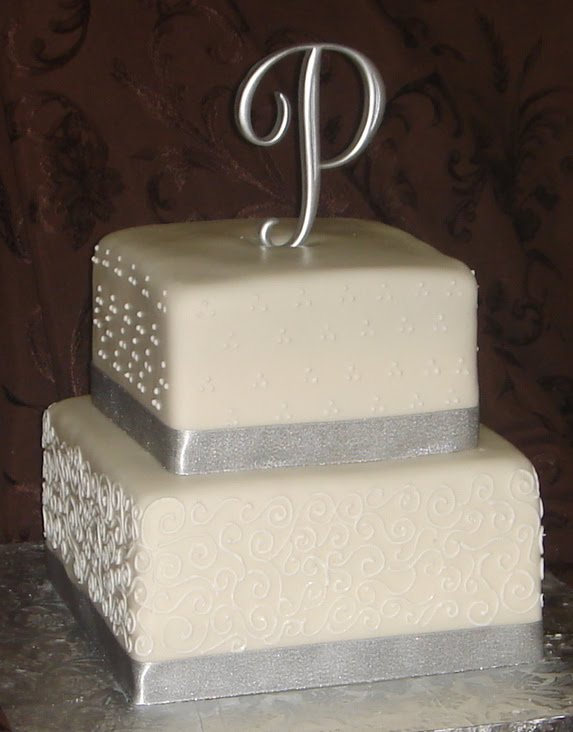 two tier square wedding cake designs eats bakery custom fondant wedding and birthday cake 21349