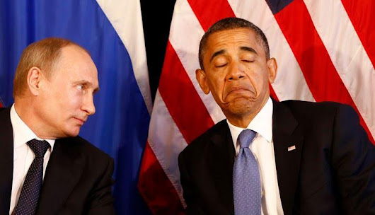 (HOT !) Here's why Russia can't wait to see Obama leave office