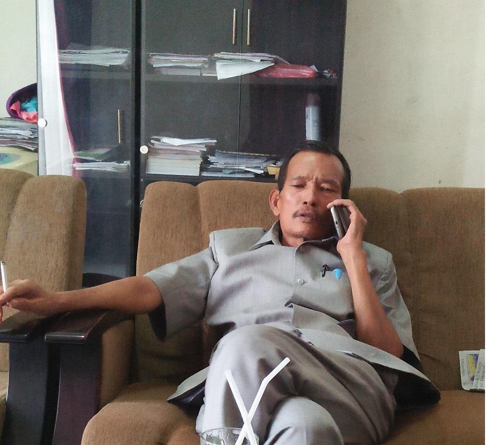 Wakil Ketua DPRD Kota Tanjungbalai, Leiden Butar-butar SE.