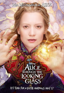 Film Alice Through the Looking Glass Terbaru 2016