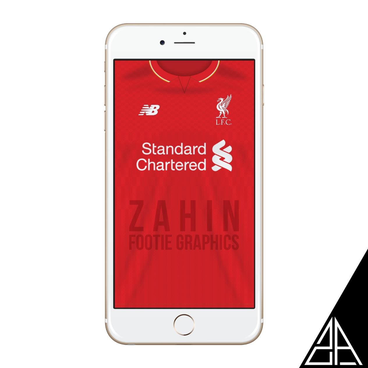 liverpool jersey wallpaper
