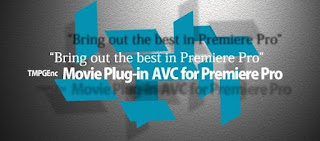 TMPGEnc Movie Plug-in AVC 1.0.8.8 for Premiere Pro