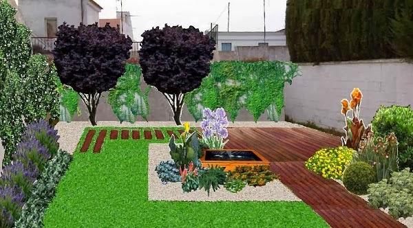 jardín opción 2
