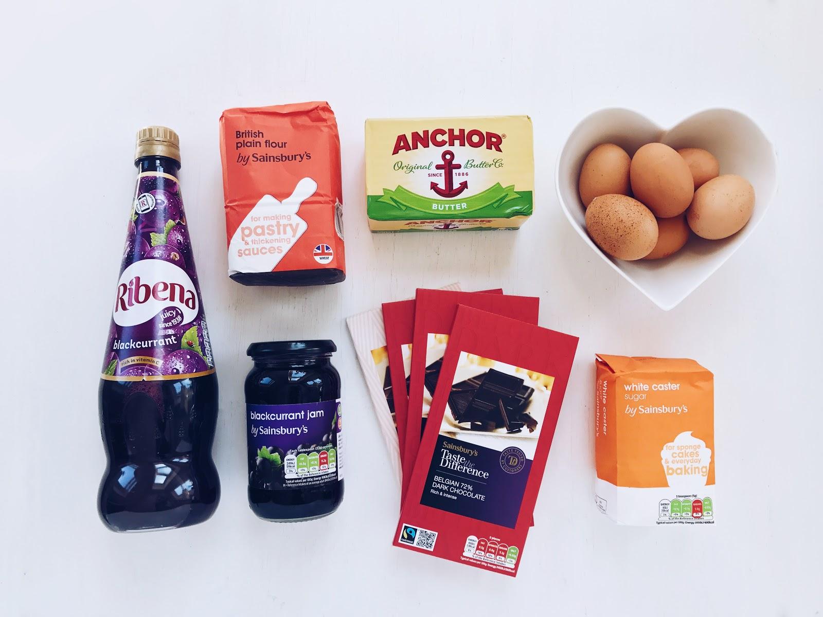 uk recipe for chocolate brownies