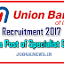 Union Bank of India Recruitment 2017 for Credit Officers 200 Posts Apply Now