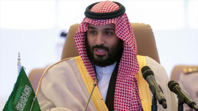 Israel invita a Bin Salman a los territorios ocupados palestinos