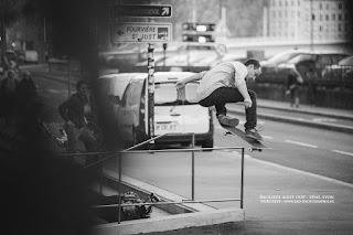 skateboard lyon HDV Rémi Faillet photographe skateboard Grozeye Wall Street