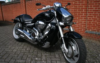 Wallpaper: Motorbike