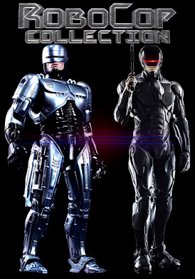 RoboCop Colección DVD R1 NTSC Latino