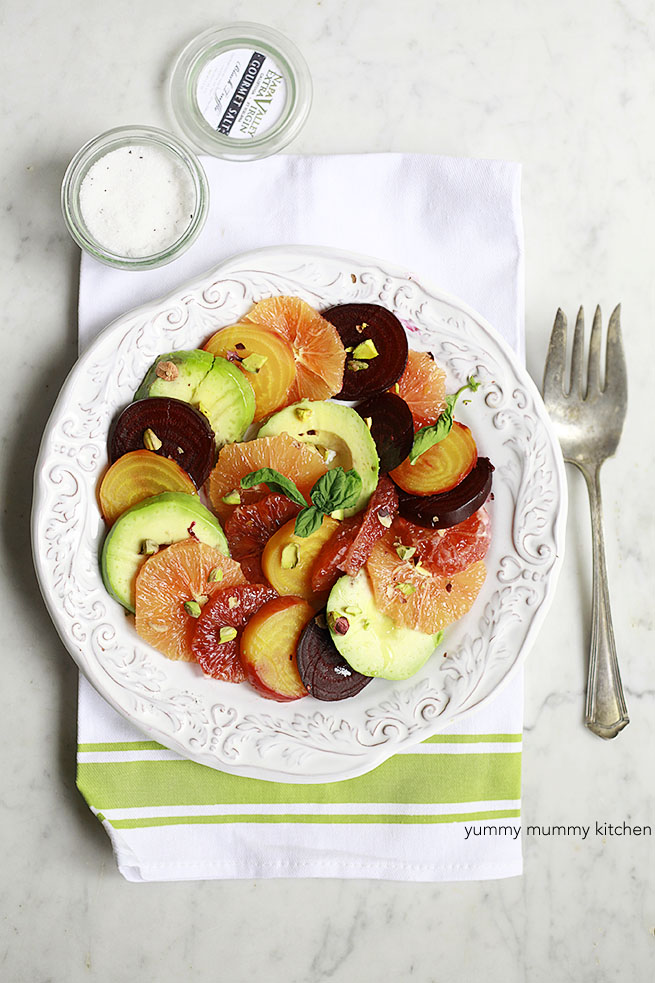 beet and citrus salad recipe
