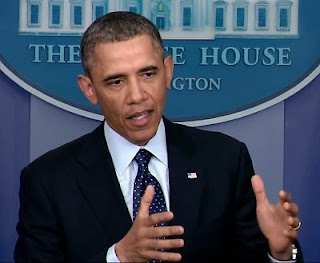 U.S. President Barack Obama at White House