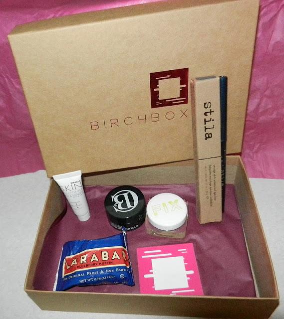 Birchbox January 2012