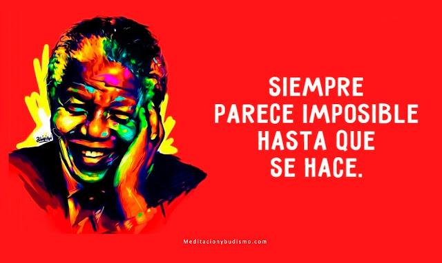 Las mejores frases de Nelson Mandela que te inspirara día a día